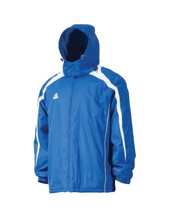Podložena jakna s kapuco PEAK
