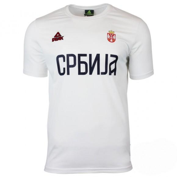 pamučna majica bela
