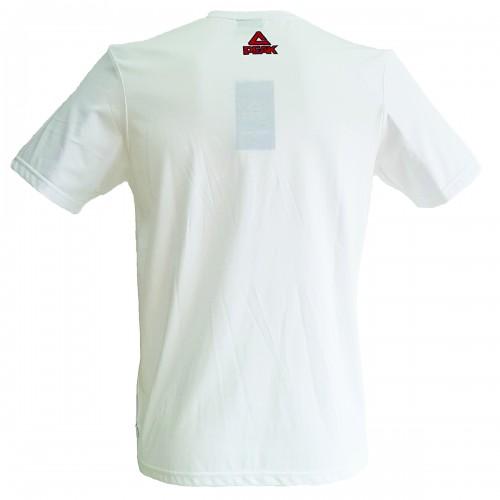 majica bela ledja