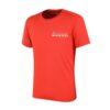 MAJICA PEAK F611041 RED RUNNING